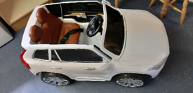 Volvo Kids Car With Renote Control Like New