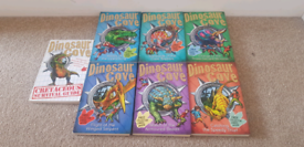 Dinosaur cove books