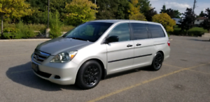 2005 Honda Odyssey with New brakes all around, and Safety