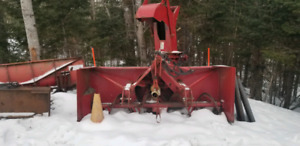 "92"" inverted snowblower"