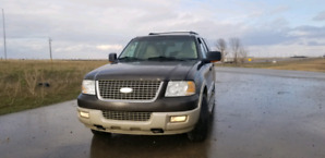 2005 Ford expedition Limited Edition