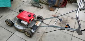 Honda mulching lawnmower