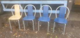 Cafe/commercial chairs large quantity available
