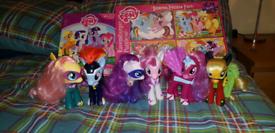 Price drop My little pony bundle