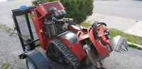 Stump grinding available