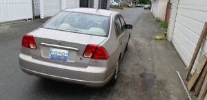 2003 Honda Civic For sale - $3900 (Vancouver East)