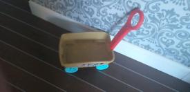 Kids wheelbarrow