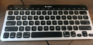 Logitech Bluetooth K811 Keyboard for Mac, iPad, iPhone