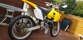 Used Rm 125 for Sale | Motorbikes & Scooters | Gumtree