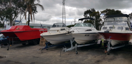 Trade assistant boat repair shop Craigieburn Hume Area Preview