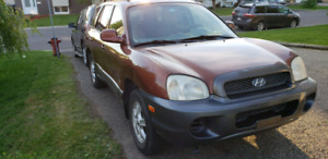 Santafe AWD 2004 AUTOMATIQUE