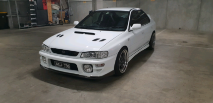 SELLING!! Subaru Impreza WRX GC8 98/99 Oakleigh South Monash Area Preview