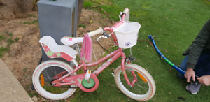 Malvern Star girls 16inch bike