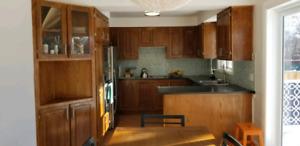 Kitchen cabinets/ armoires de cuisine!
