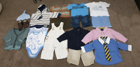 Baby Boys bundle of clothes - 18 items!!!! Age 3-6 months...
