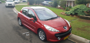 2007 PEUGEOT 207 12 MONTHS REGO LOW KMS Campbelltown Campbelltown Area Preview
