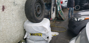 Winter Tires for sale 245/65/17