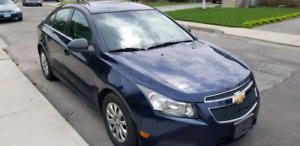 2011 chevy cruze lt. Certified and etested ready to drive now.