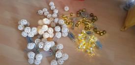 Fairy lights - various