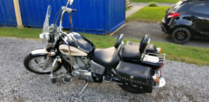 Honda shadow 1100 ( Discutable )