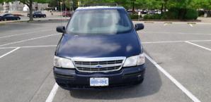 2002 Ventura Minivan