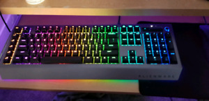 Alienware mechanical keyboard