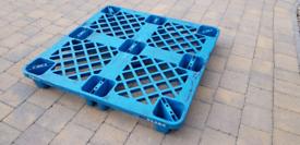 Plastic Pallet 1050 mm x 1050 mm