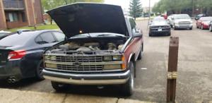 1988 Chevy 1500 4X4