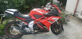 LEXMOTO LXR SE 125cc Better than KMT OR YAMAHA R125