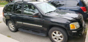 """WINTER READY!  2005 GMC ENVOY SLT Selling """"AS IS"""" for $2,200"""