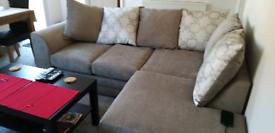 Reduced Corner Sofa
