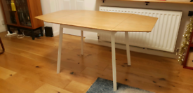 IKEA Extendable Dining Table. Collection Only