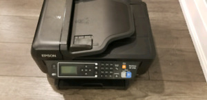 Epson Workforce 4 in 1 Inkjet printer
