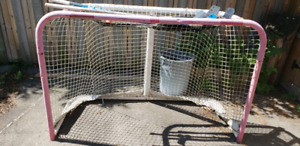 Official size hockey net