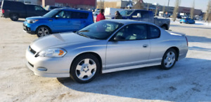 Monte Carlo SS. Low km  Excellent condition