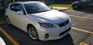 Lexus ct200h 2011