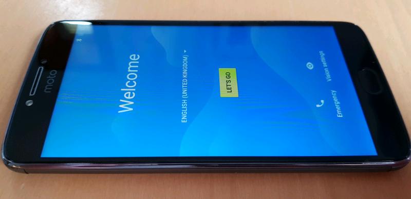 Motorola Moto E4 Plus - 16GB - Unlocked   in Clarkston, Glasgow   Gumtree