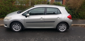 Toyota auris 2007 1.6 vvti, perfect condition, low miles