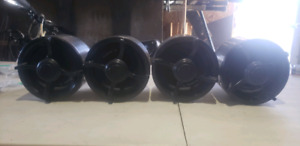Roswell boat speakers