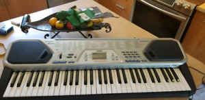 PIANO SYNTHÉTISEUR CLAVIER CASIO CTK-491