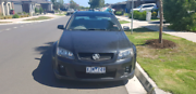 VE SS 2009 HOLDEN UTE FOR SALE Junction Village Casey Area Preview