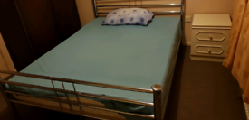 Double room furnished available