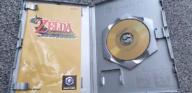 Zelda Windwaker Gamecube