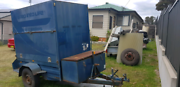 7x4tradie trailer camping trailer camping trailer Warrawong Wollongong Area Preview
