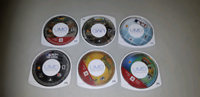 PSP games for sale $65
