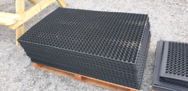 Rubber mats for commercial usages safety mats Climbing frames swings