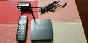 MyGica Android Kodi Box HDMI WiFi Remote included