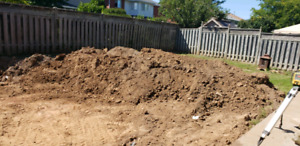 Free top soil we can load