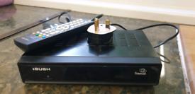 Bush Freesat Box with Remote