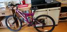 Muddy Fox Recoil 26 inch Women's bike used twice